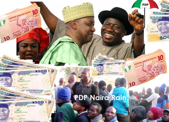 DEFEAT AFTER SO MUCH MONEY WAS GIVEN TO CAN AND OTHER GROUPS SHOCKED JONATHAN INTO SUBMISSION!