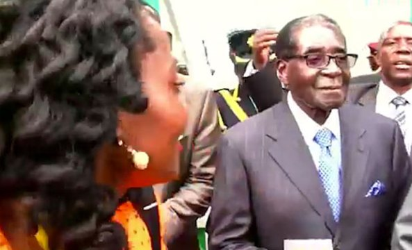AS EXPECTED,UK PRESS IN PRAISE OF SAHARA REPORTERS FOR POKING MUGABE'S EYES  IN ABUJA!