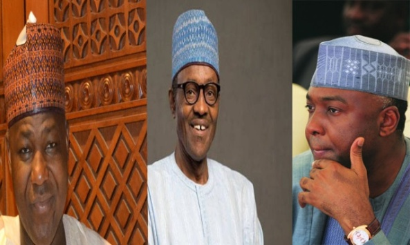 WHO CARES WHETHER SARAKI AND GROUP ARE READY OR NOT TO APPROVE PMB'S MINISTERIAL LIST?