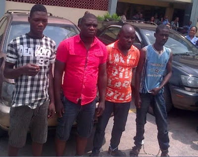 STORY FOR THE GODS:WE PLANNED IKORODU BANK ROBBERY IN 30 MINUTES— SUSPECT