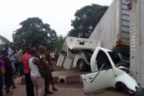 GOD SAVE NIGERIANS FROM KILLER CONTAINERS! (2)