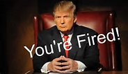 YOU'RE FIRED!...THESE ARE THE COMPANIES TWERKING DONALD TRUMPS NOSE...