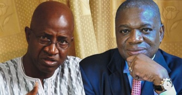 FIFA PRESIDENCY...ODEGBAMI AND KALU WARNED BY NIGERIANS TO STOP THEIR COMEDY!