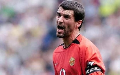 HERE IS WHAT A MAN UNITED FAN THINKS OF ROY KEAN!