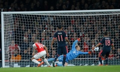 ARSENAL 2-0 BAYERN MUNICH: FIVE TALKING POINTS FROM THE EMIRATES STADIUM