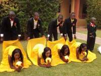 COMPILATION OF CRAZY AFRICAN WEDDING PICTURES