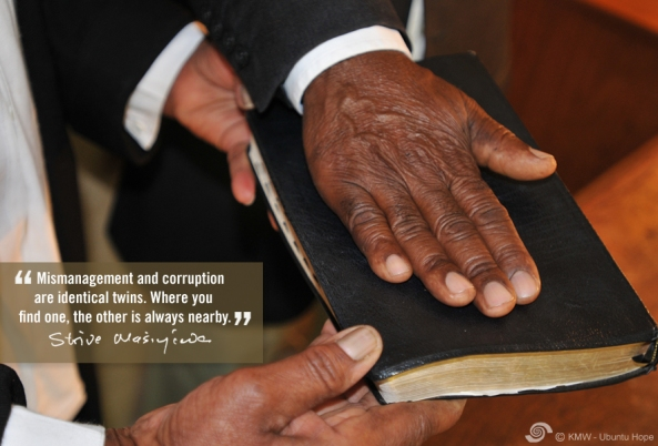 CORRUPTION…TO WHOM DO OUR POLITICIANS PRAY WHEN THEY GO THE CHURCH OR MOSQUE? (4)