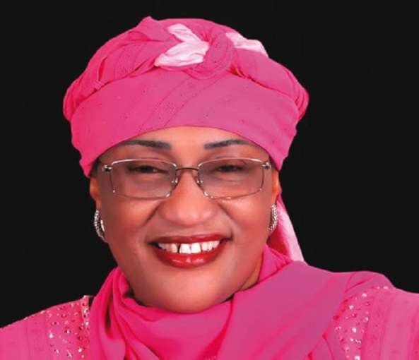 HISTORY IN THE MAKING AS FIRST FEMALE STATE GOVERNOR EMERGES IN NIGERIA!