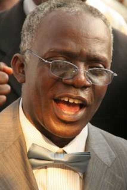AS CORRUPTION FIGHTS BACK BY FEMI FALANA