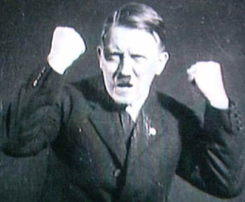 HITLER REALLY DID ONLY HAVE ONE TESTICLE, PRISON RECORDS SHOW