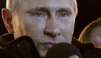 PUTIN CRIES FOR DONALD TRUMP AFTER AD COUNTERPUNCH BY CLINTON CAMP!
