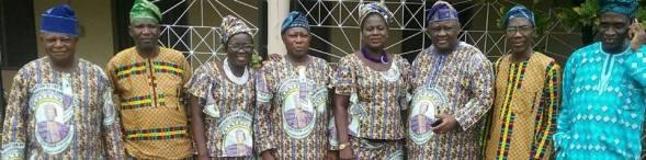 ODUMOSU FAMILY UNION AT OGBOMOSHO TO CELEBRATE WITH KABIYESI AND THEIR COUSINS