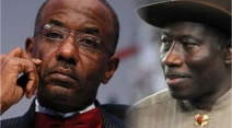 SANUSI:JONATHAN SAID I LEAVE OR HE LEAVES!