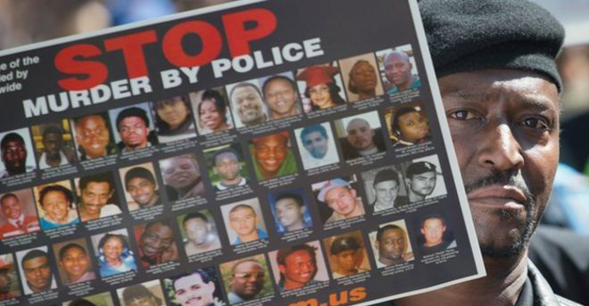 FACT CHECK...A BLACK MAN IS KILLED IN THE U.S. EVERY 28 HOURS BY POLICE!