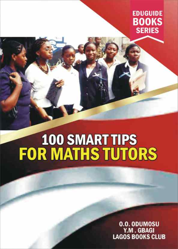 SCHOOL MATHS WITHOUT TEARS BY KAYODE ODUMOSU AND MORENIKE GBAGI